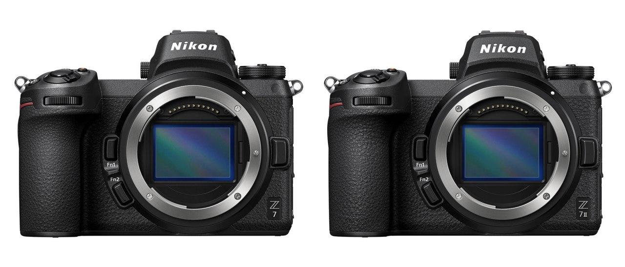 Nikon-Z7-vs-Z7-II