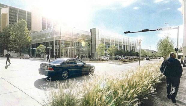images_Winter94_4KAmir_KHORDAD_Rendering_of_the_new_Oklahoma_Publishing_Company_offices_in_downtown_Oklahoma_City