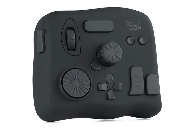 tourbox-neo-ultimate-controller-creators-front-view